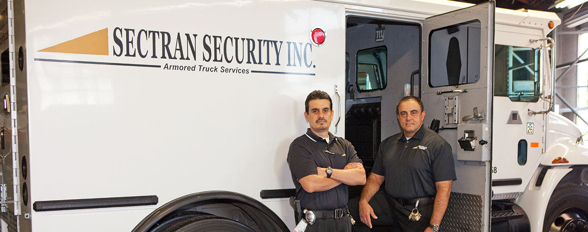 Armored Transportation Services - Sectran Security, Inc.