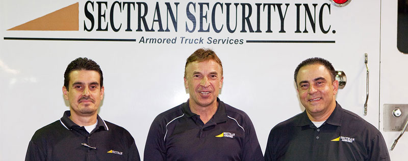 Contact Sectran Armored Transportation Security Services